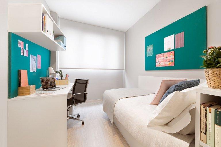 Studio-Wohnung zur Miete in Moncloa, Madrid