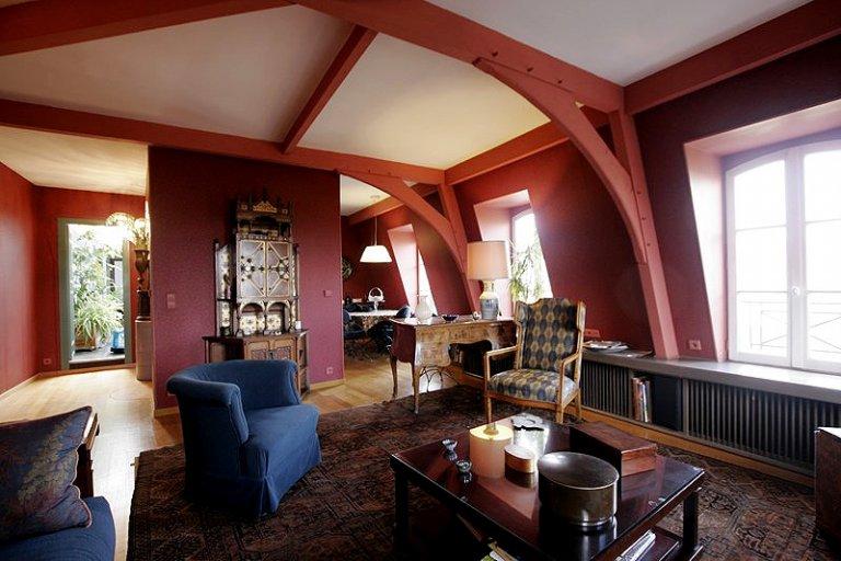 3-bedroom apartment for rent in Paris 5