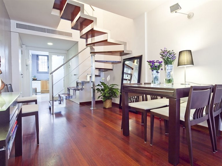 3-bedroom apartment for rent in Gràcia, Barcelona
