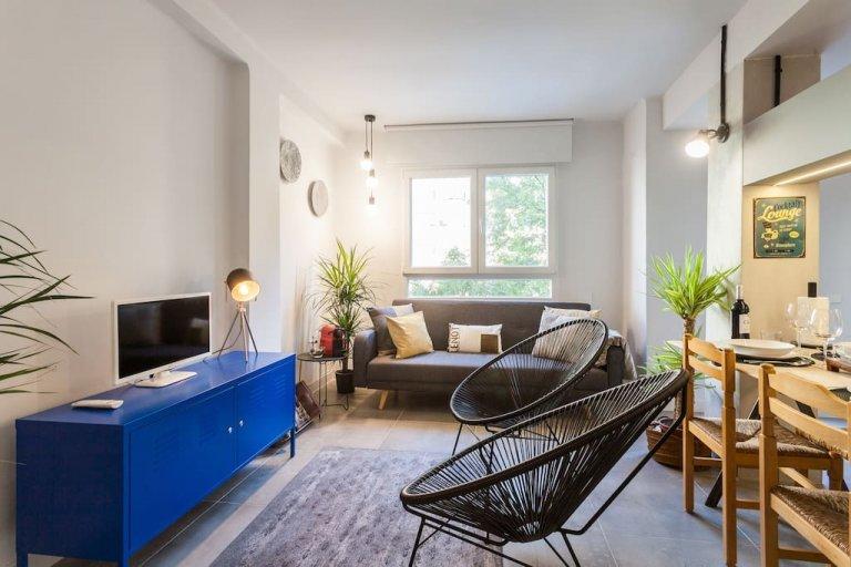 3-pokojowe mieszkanie do wynajęcia w Extramurs, Valencia