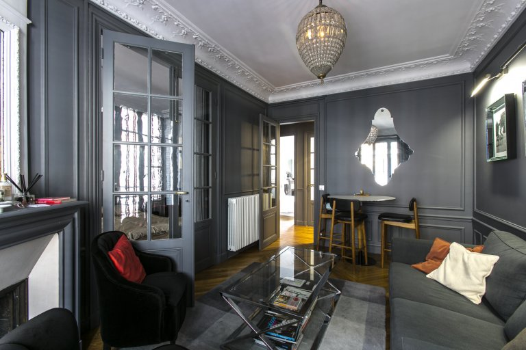 Elegant 2-bedroom apartment for rent in 14th arrondissement
