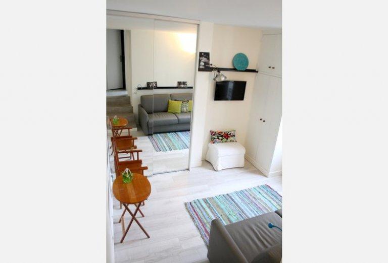 Studio apartment for rent in the 2nd arrondissement, Paris