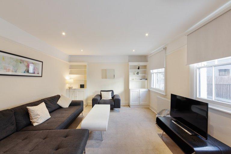 Appartement de 3 chambres à louer à Kensington, Londres