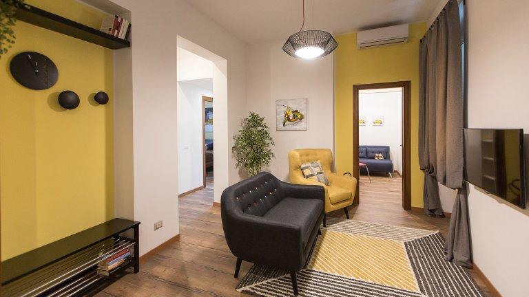 Appartement moderne de 3 chambres à louer à San Pietro, Rome