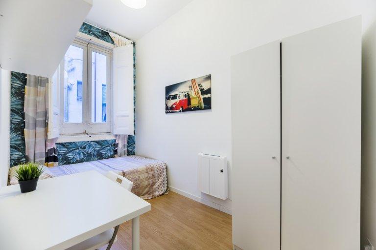 Belle chambre à louer à La Latina, Madrid