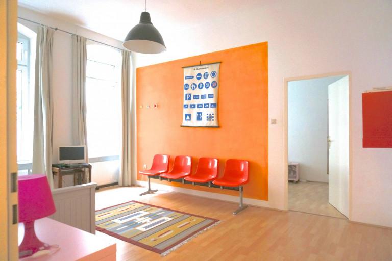 Helle 2-Zimmer-Wohnung zur Miete in Kreuzberg, Berlin