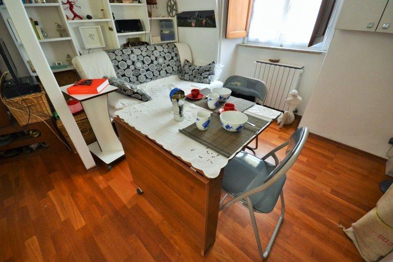 Studio apartment for rent in Torino Centro