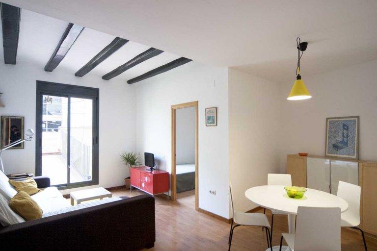 Apartamento de 2 dormitorios en alquiler en El Raval, Barcelona