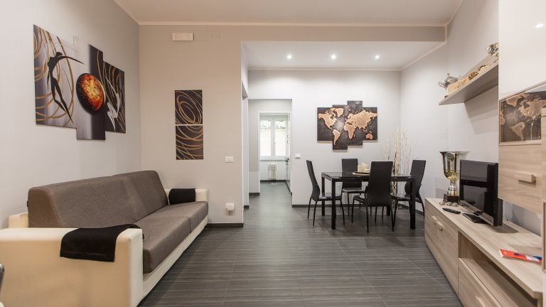2-Zimmer-Wohnung zur Miete in Pinciano, Rom