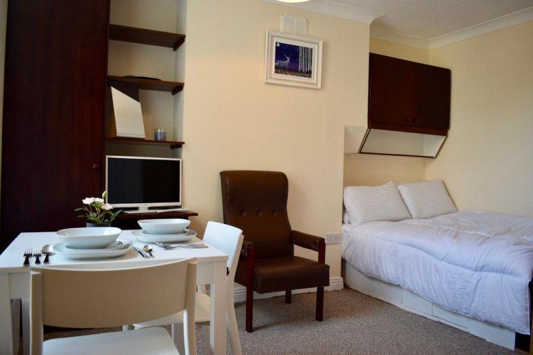 Przytulny apartament typu studio do wynajęcia w Drumcondra, Dublin