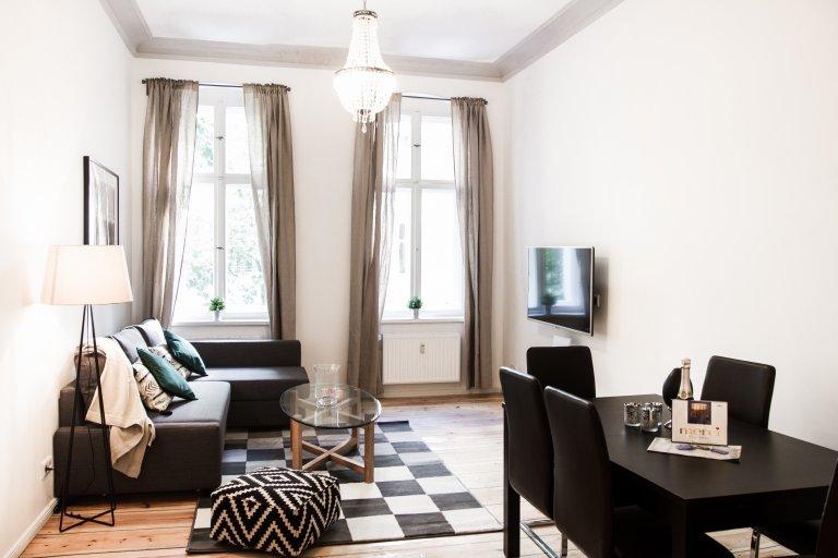 Schöne 3-Zimmer-Wohnung zur Miete in Moabit, Berlin
