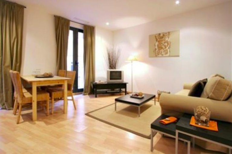 Studio appartement à louer à El Raval, Barcelona