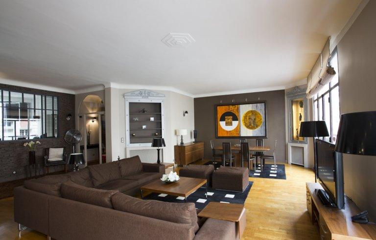 Appartement chic de 2 chambres à louer dans le 17e arrondissement