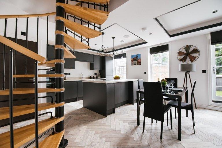 Élégant appartement de 3 chambres à louer à Islington, Londres