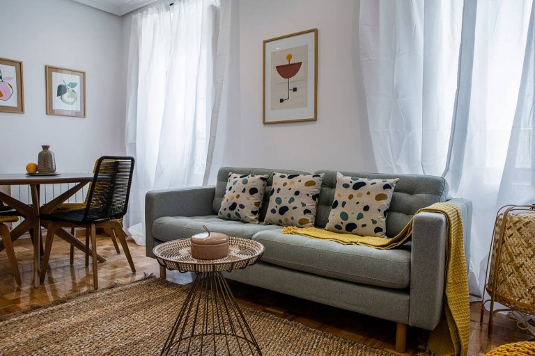 Grand appartement de 4 chambres à louer à Salamanque, Madrid
