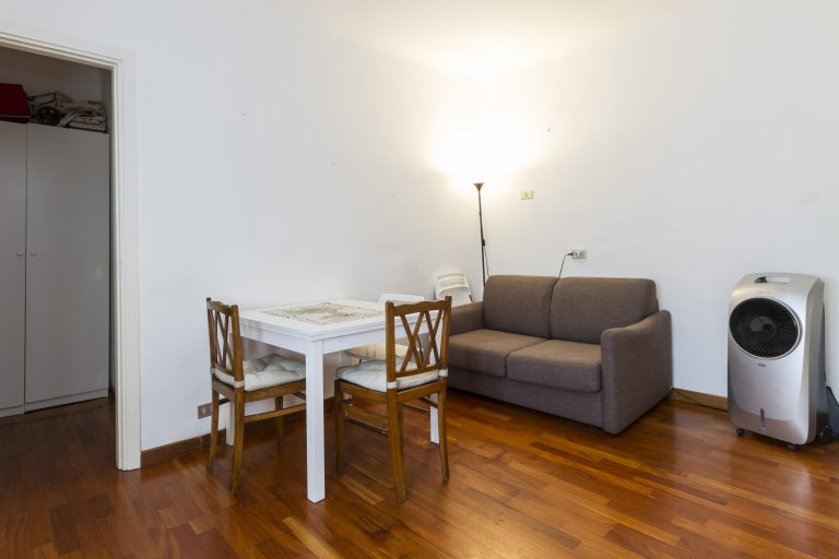 Nice apartment with 1 bedroom for rent in Centro, Milan