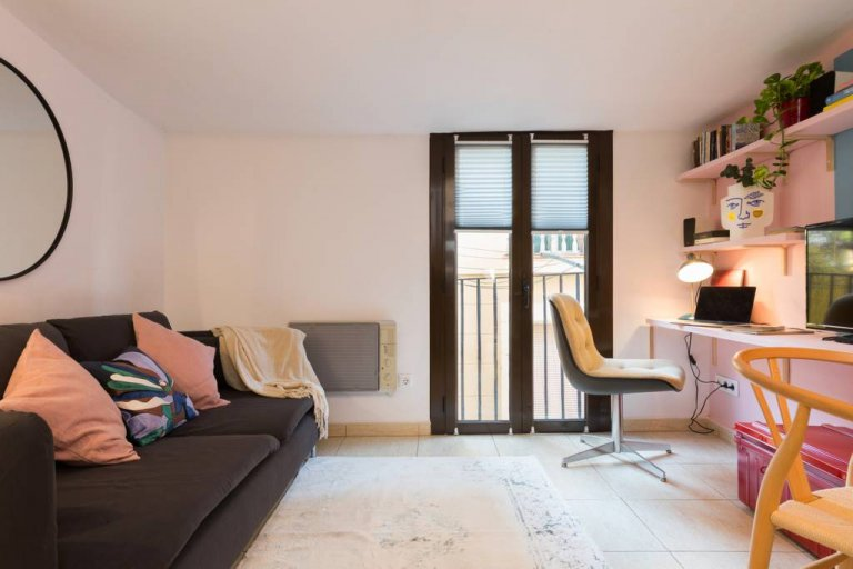 Pretty 1-bedroom apartment to rent in trendy El Born