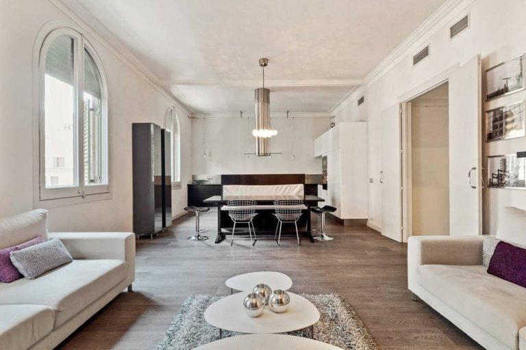 3-pokojowe mieszkanie do wynajęcia w El Born, Barcelona