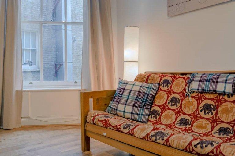 Charmng 2-pokojowe mieszkanie do wynajęcia w Lambeth w Londynie