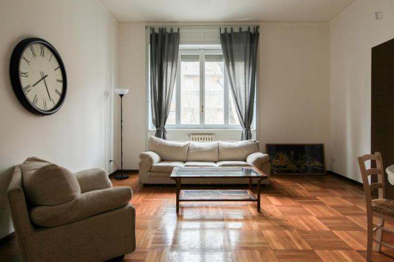 3-Zimmer-Wohnung zur Miete in Vigentina, Mailand