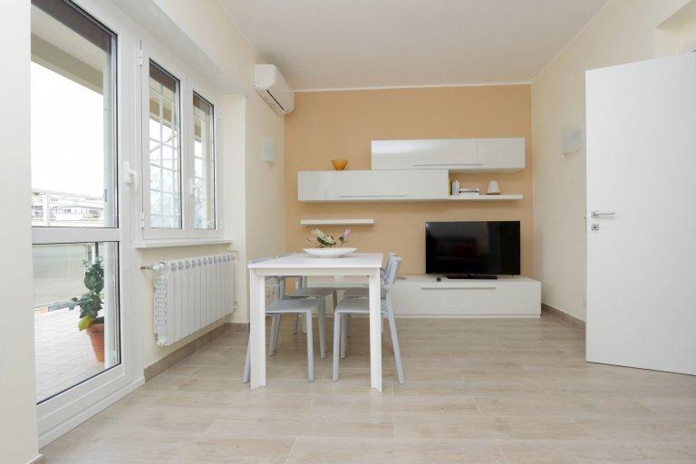 Appartement 1 chambre à louer à Quartiere XIV Trionfale Rome