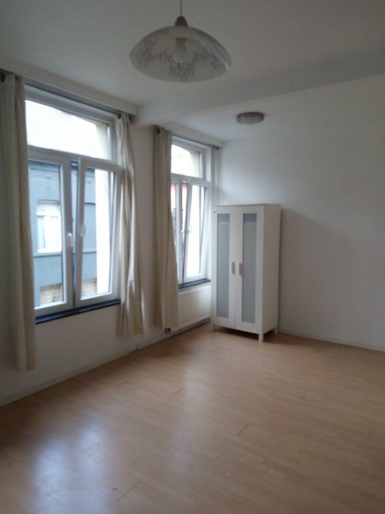 Quarto, em, um, residência, corredor, em, Schaerbeek, bruxelas