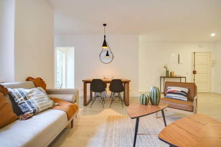 2-bedroom apartment for rent in Areeiro, Lisbon