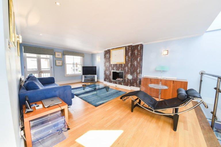 Ótimo apartamento de 3 quartos para alugar na cidade de Westminster
