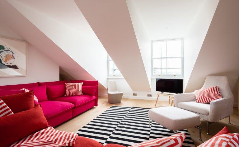 Fun appartement de 3 chambres à louer à Notting Hill, Londres