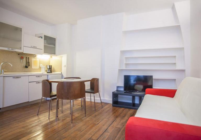 1-pokojowe mieszkanie do wynajęcia - 11. dzielnica Paryża