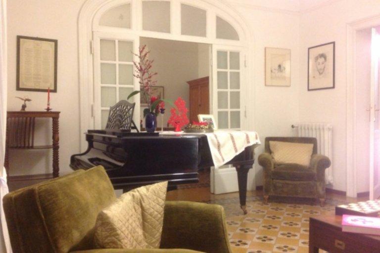 4-Zimmer-Wohnung zur Miete in Prati, Rom