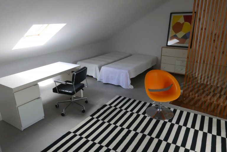 Fantastic 2-bedroom apartment for rent in Ajuda, Lisbon