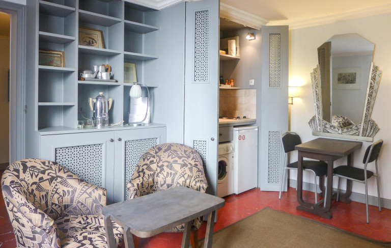 1-bedroom apartment for rent in the 5th arrondissement