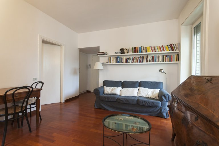 Apartamento de 1 quarto para alugar em Fiera Milano, Milão