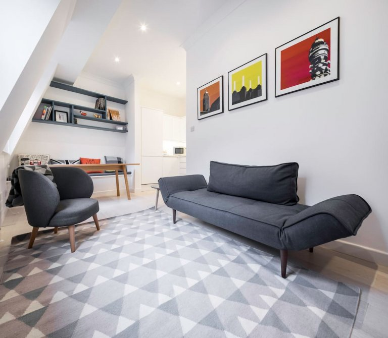 1-bedroom apartment to rent in City of London, Travelcard Zone 1