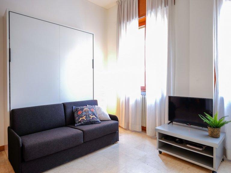 Grazioso monolocale in affitto a Ghisolfa, Milano