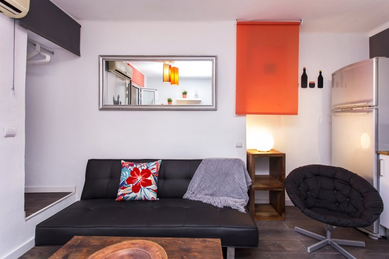 Beautiful studio apartment for rent in Barcelona