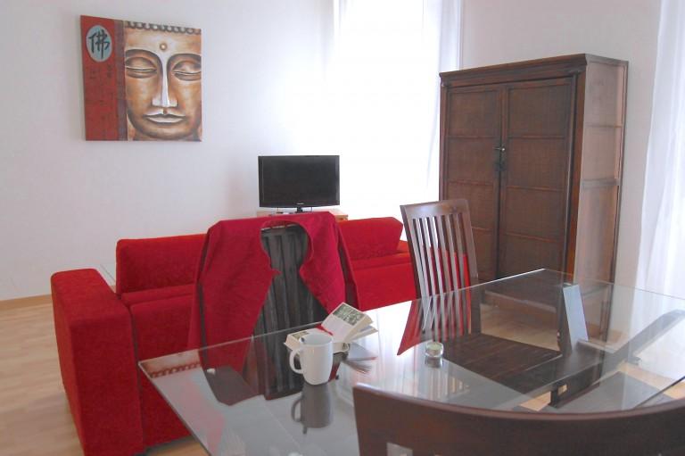 Great 1-bedroom apartment in Salamanca, Madrid