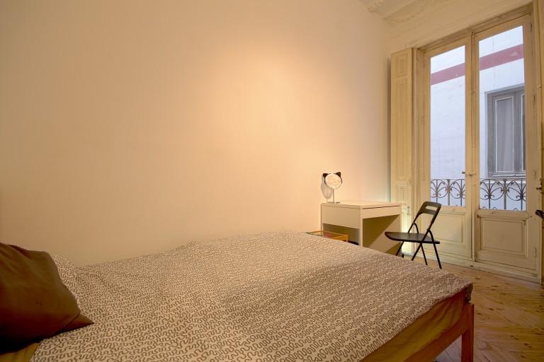 Bedroom 11 - Double bed, exterior