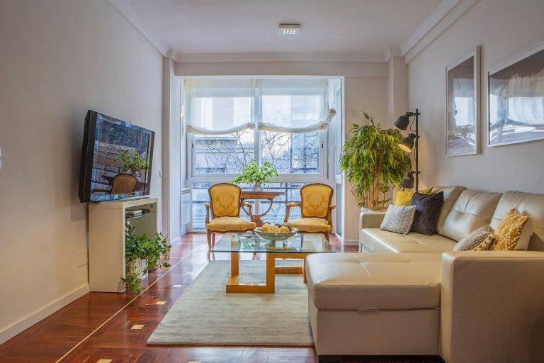 Apartamento de 4 quartos para alugar em Salamanca, Madrid