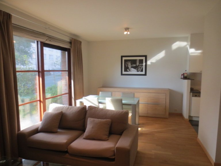 1-bedroom apartment for rent, Woluwe-Saint.Pierre,Brussels