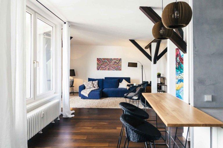 Wspaniały apartament z 1 sypialnią w Tempelhof-Schön, Berlin
