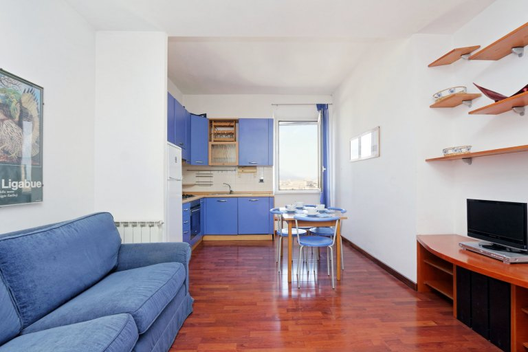 Stylish 2-bedroom apartment for rent in San Giovanni, Rome