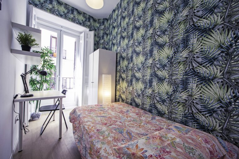Nice room for rent in Malasaña, Madrid