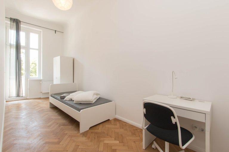 Przestronny pokój do wynajęcia w Schillerkiez, Berlin