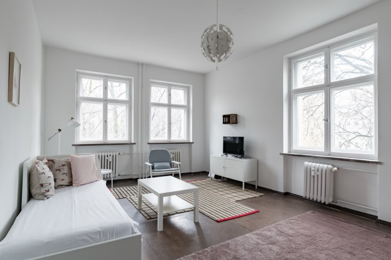 Apartment with 1 bedroom for rent in Friedrichshain, Berlin