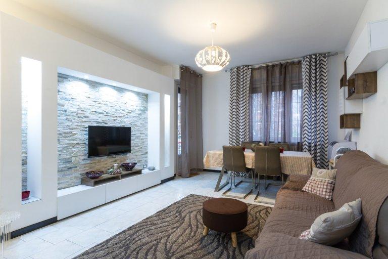 2-Zimmer-Wohnung zur Miete in Gallaratese, Mailand