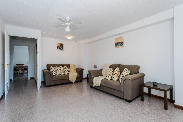 Apartamento de 4 quartos para alugar em Poblenou, Barcelona