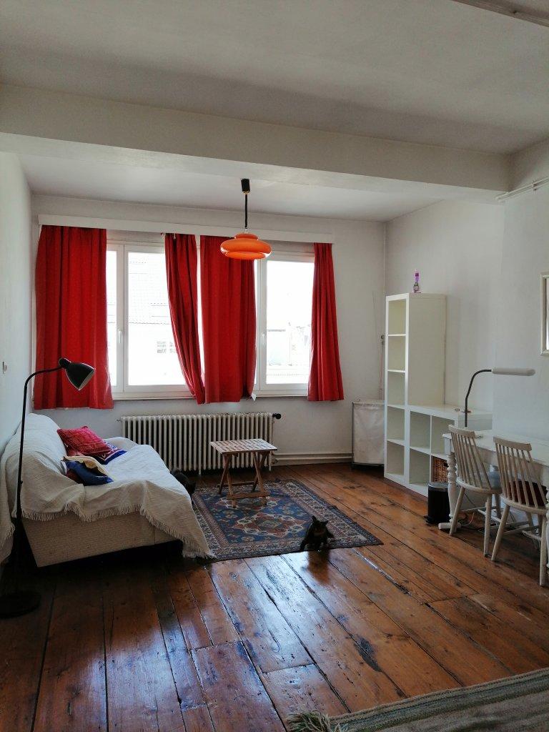 WG-Zimmer in Sint-Joost-Ten-Node