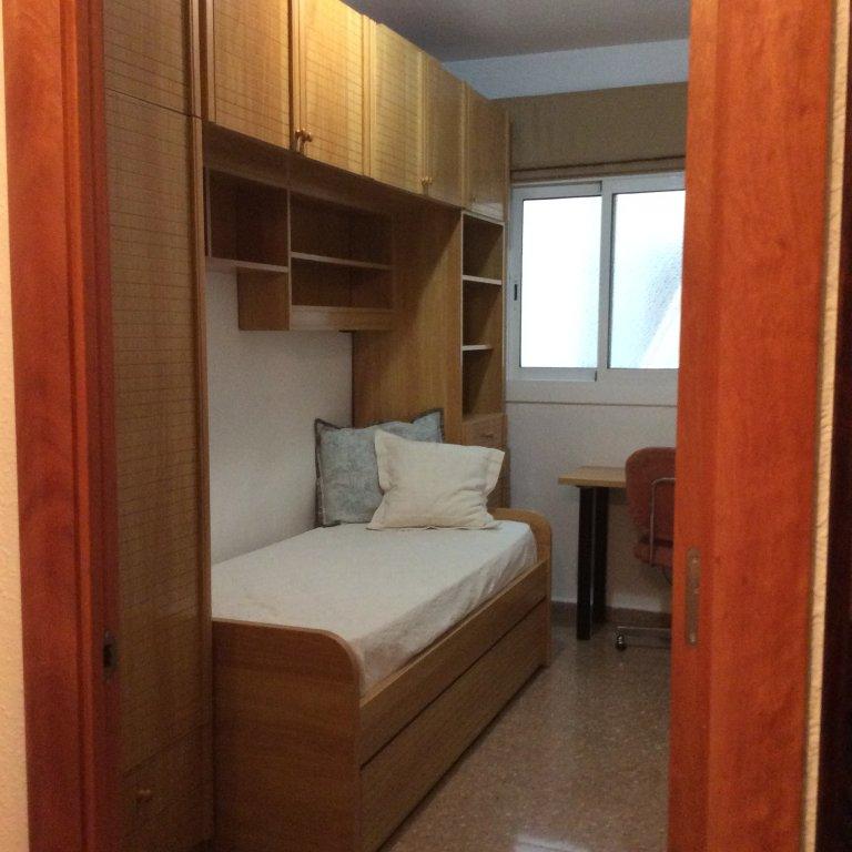 Zimmer in einer Wohngemeinschaft in Barcelona